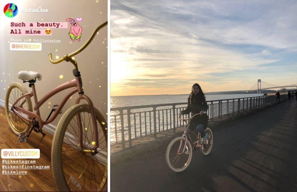Villy Custom Bicycle Giveaway at BikeRide